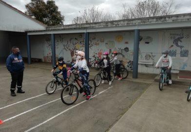 Ateliers vélo CM2